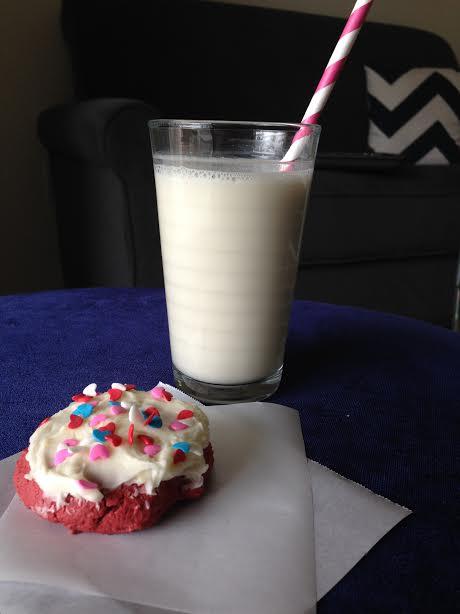Red Velvet Cookies America S Test Kitchen
